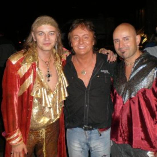 The Clogs & Chris Norman
